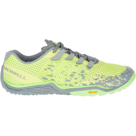 Merrell Trail Glove 5 Chaussures Femme, sunny lime